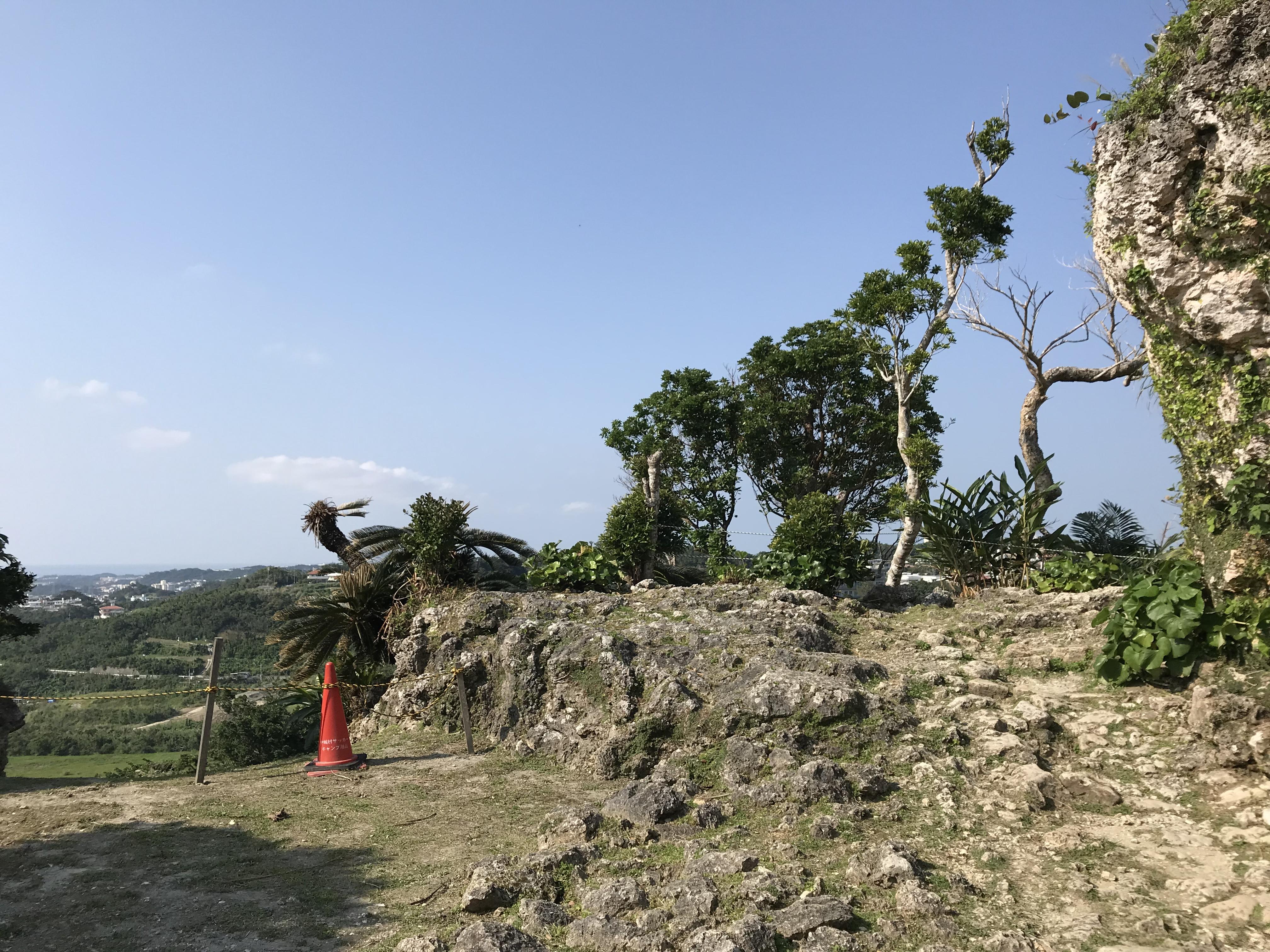 中城城跡の絶景ポイント